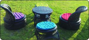sillas de llantas