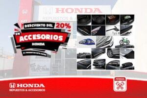 Accesorios Honda